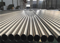 Vacuum Annealing Titanium Alloy Tube, Heat Exchanger Round Metal Tubing