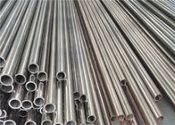 Round Thin Wall Bright Annealed Tube 120mm OD Untuk Pemesinan Precsion Tinggi