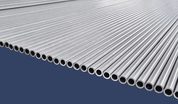 φ6 - φ120 OD Precision Steel Tube Seamless Welding For Hydraulic System